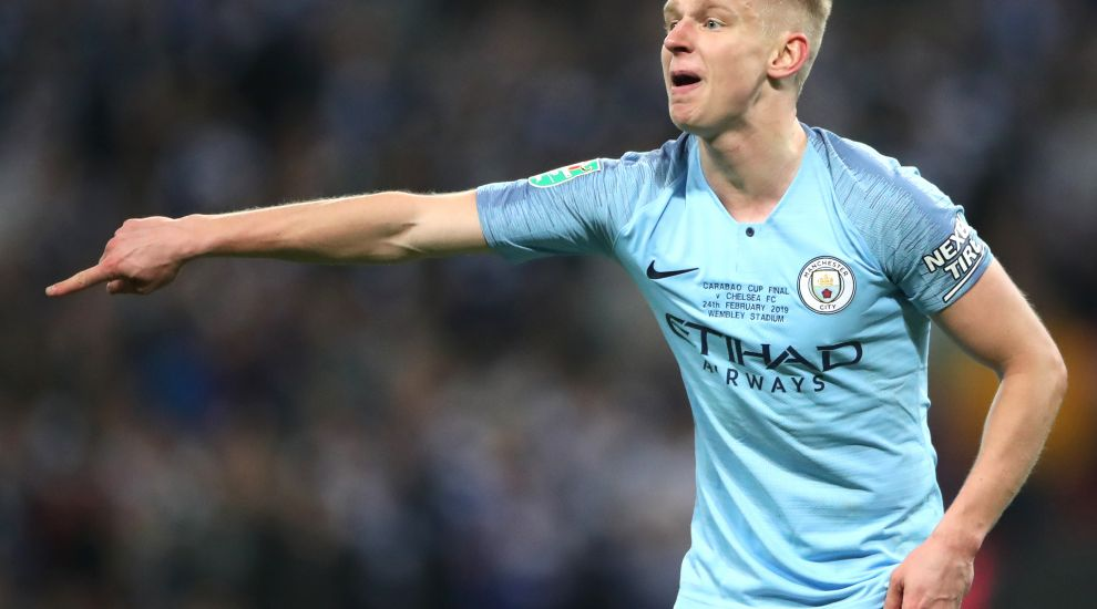 FA Cup's lost none of its glamour for Manchester City's Oleksandr Zinchenko