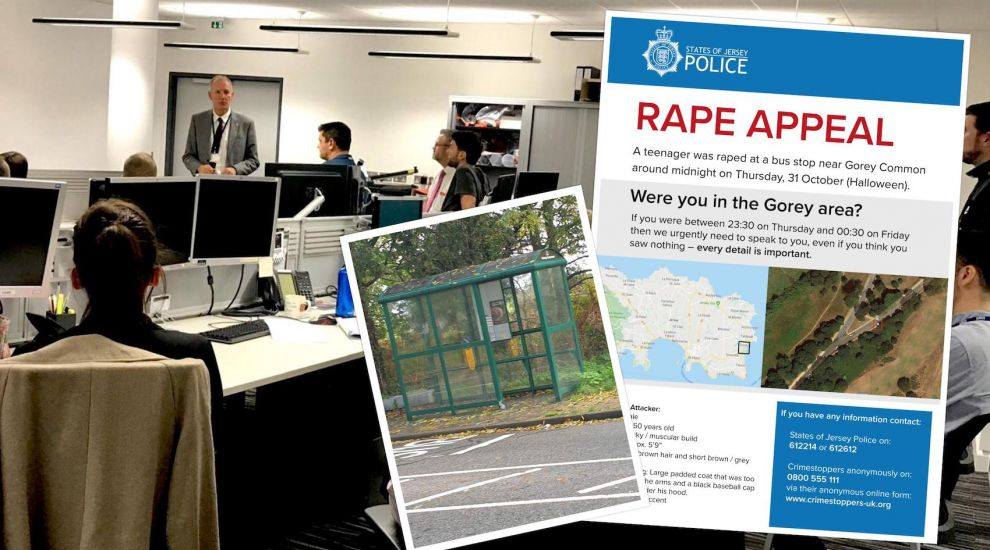 Police arrest man on suspicion of rape