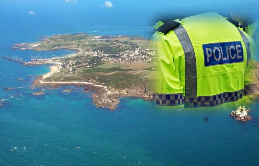 WATCH: Alderney man arrested on suspicion of attempted murder
