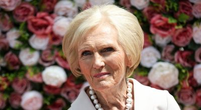 Mary Berry: My parents were not proud of me