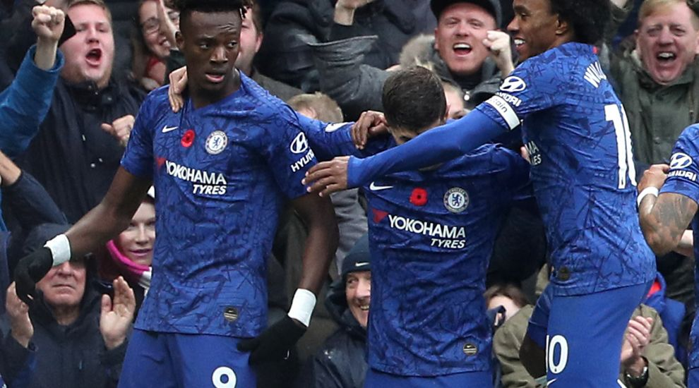 Tammy Abraham scores 10th Premier League goal of the season as Chelsea win again