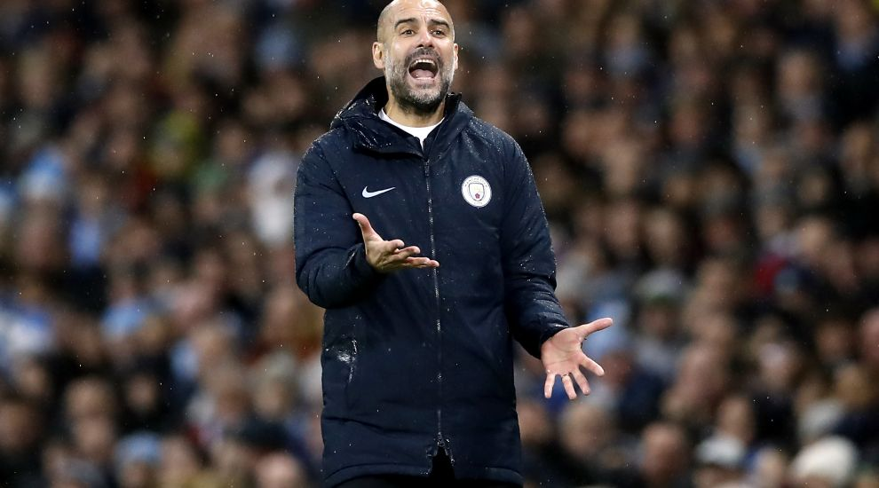 It's not easy being favourites, Guardiola warns Liverpool