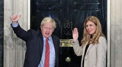 Boris Johnson's sister Rachel says she has not met his girlfriend Carrie