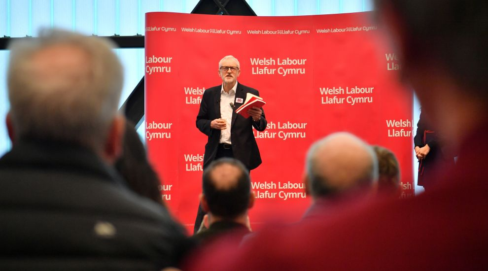 Corbyn promises Labour campaigners will work flat out until polls close