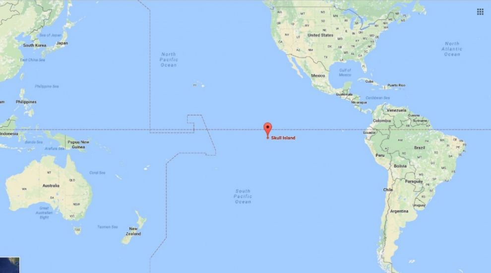 You can find Kong\'s Skull Island on Google Maps | Bailiwick ...