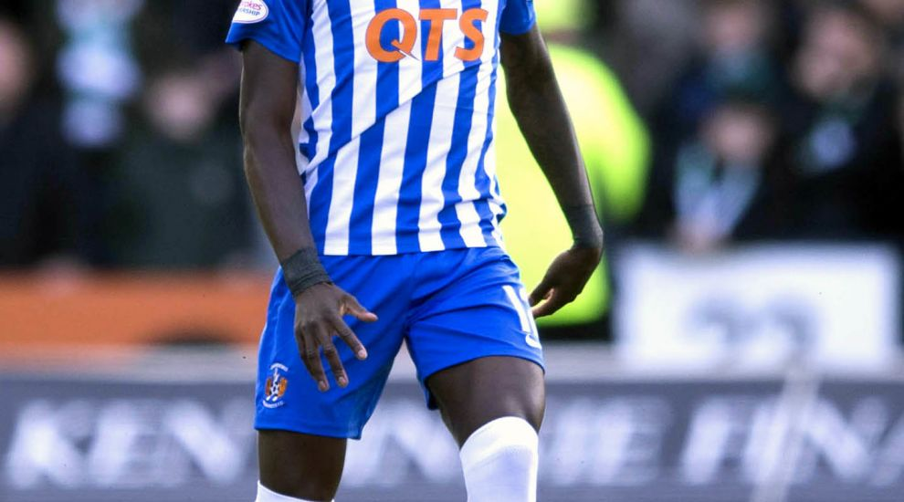 Gillingham without suspended Mikael Ndjoli for Blackpool