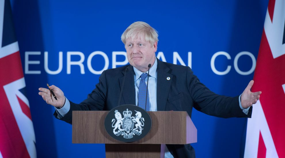 Boris Johnson says his deal with EU 'busts' the Northern Ireland backstop
