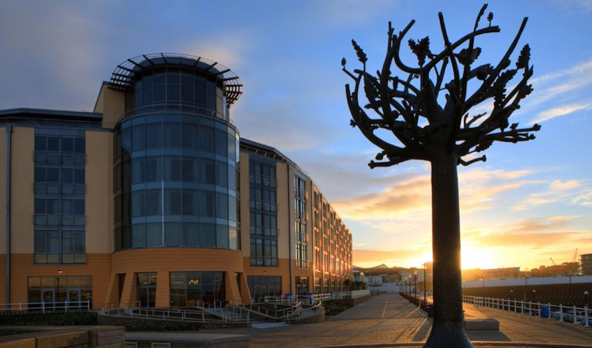 Radisson named 'Jersey's Leading Hotel'