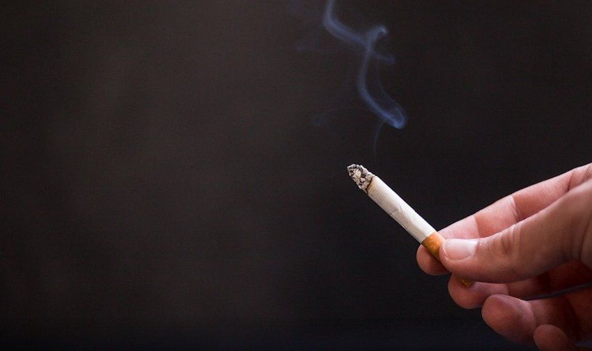 Teen in court for flicking lit cigarette in policeman's eye