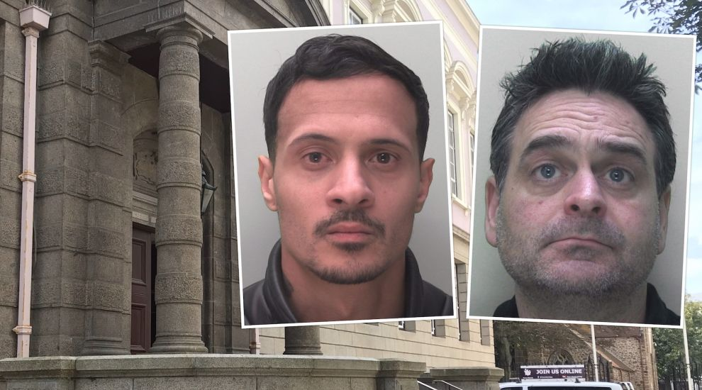 "Trio jailed for ""opportunistic"" cocaine importation"