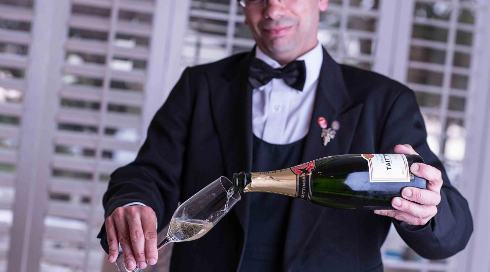 Local sommelier reaches regional finals