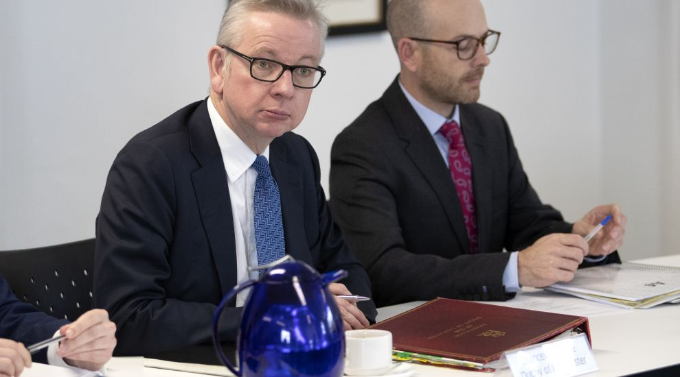 SNP undermining no-deal preparations to smash up the UK, Michael Gove claims