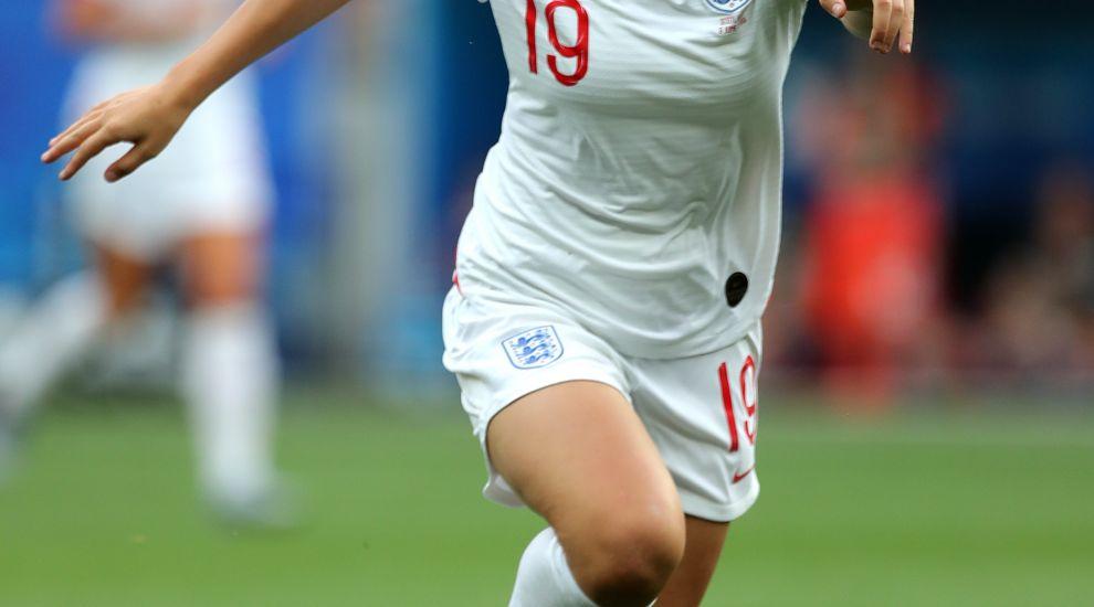 England S Georgia Stanway Still Inspired By Carli Lloyd Message