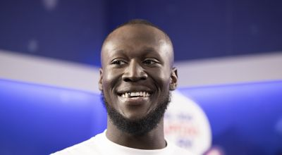 Stormzy receives first Greggs 'black card' handing him free baked goods for life