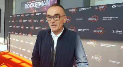 Danny Boyle: I owe a great deal to Edinburgh