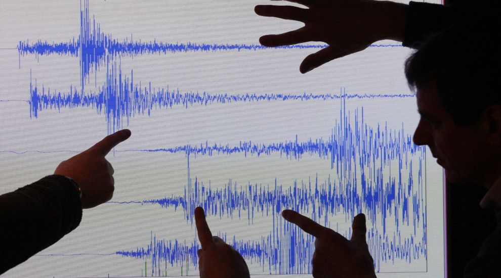 Rude awakening for residents as earthquake shakes North East