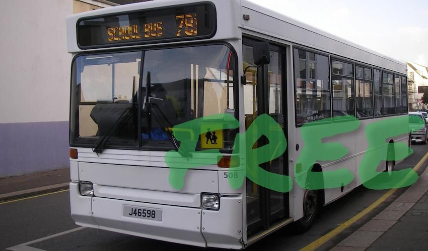 Deputy pushes for free bus travel