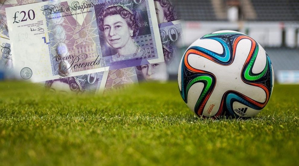 Football clubs score £6,000 funding