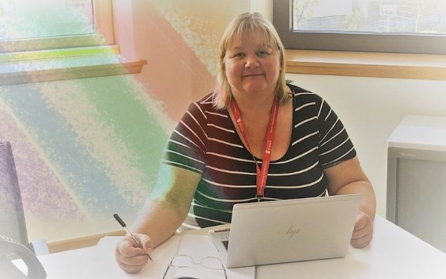Meet the frontline: Alison, Head of Contact Tracing Teams