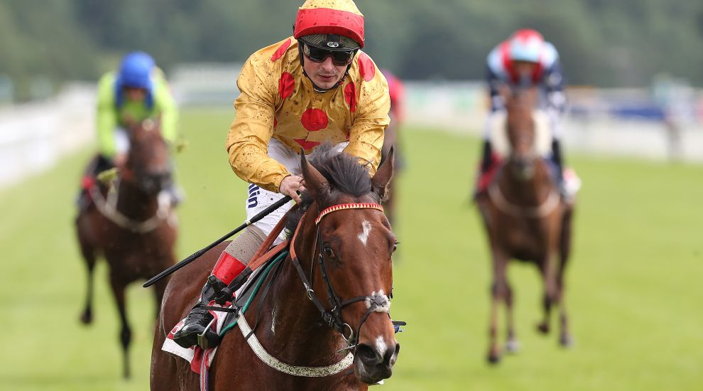 Gold Mount suffers career-ending injury
