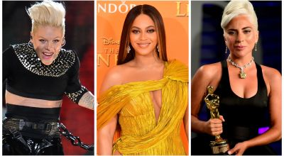 Beyonce, Pink or Lady Gaga? American singer voted UK's favourite female artist