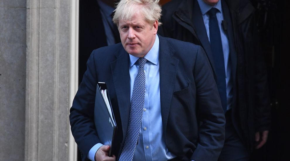 Johnson under fire over unsigned Brexit extension request to EU
