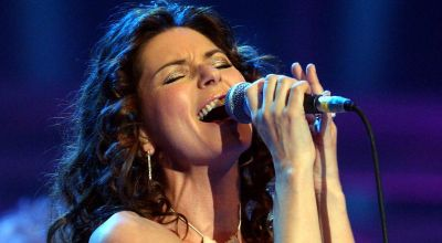 That does impress me much! Shania Twain likes Canada Women's version of her hit