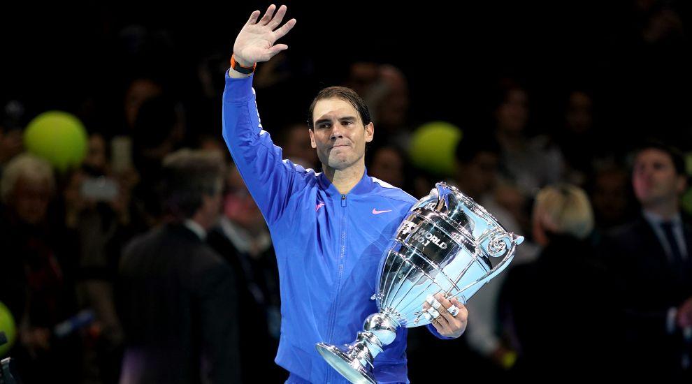 Nitto Atp Finals Nadal Vs Tsitsipas - Wasfa Blog   Nadal Tsitsipas