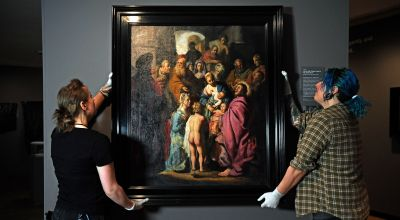 Newly-discovered Rembrandt to go on display for the first time