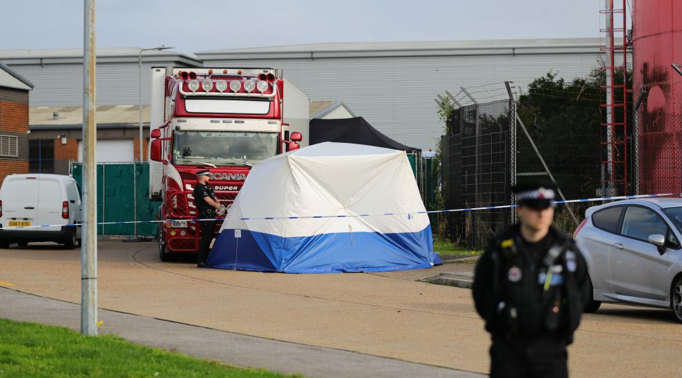 Irish judge gives go-ahead for extradition of lorry deaths suspect