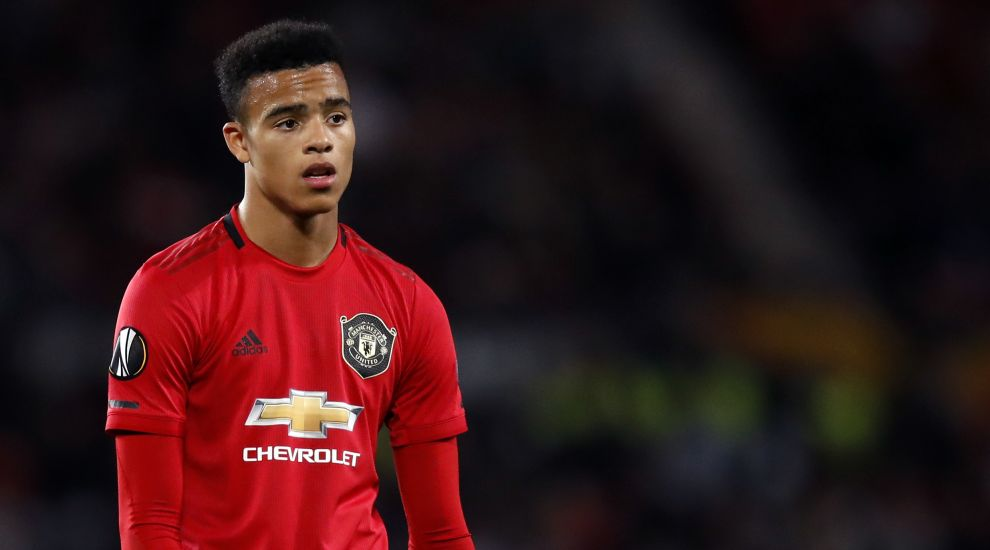 Mason Greenwood commits future to Manchester United