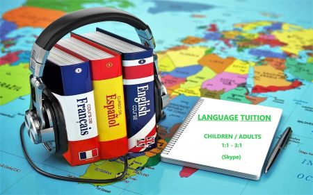 French / Spanish Tuition (SKYPE): 1:1 / 2:1, Children / Adults