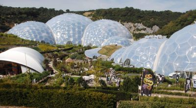 Eden Project secures funding for geothermal power plant