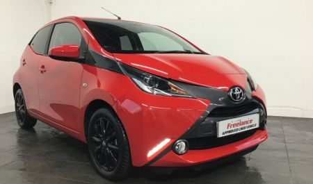 Aygo x-style 5dr x-shift