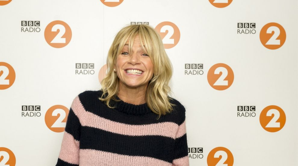 Zoe Ball having anxiety dreams in lead up to first BBC 2 Breakfast Show