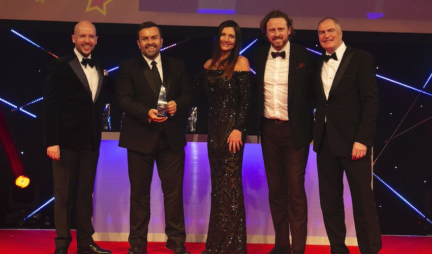 Local estate agents  scoop national awards
