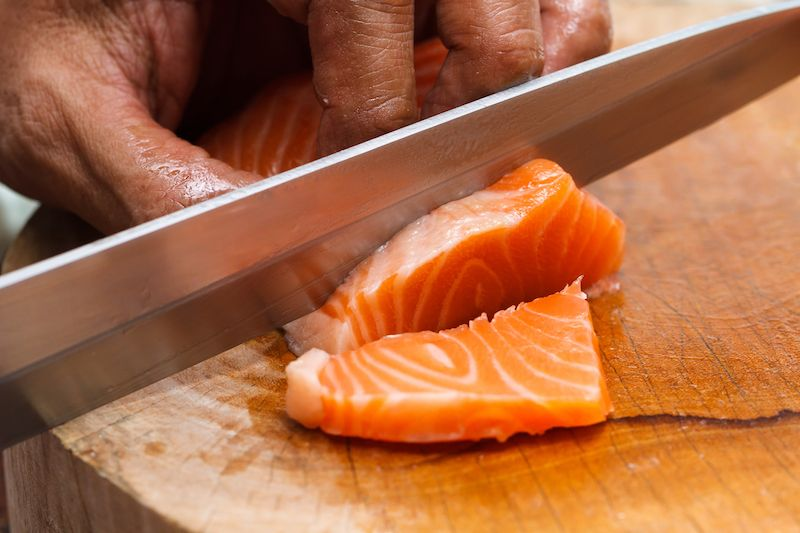 Sushi chef claimed he got raw deal from employer
