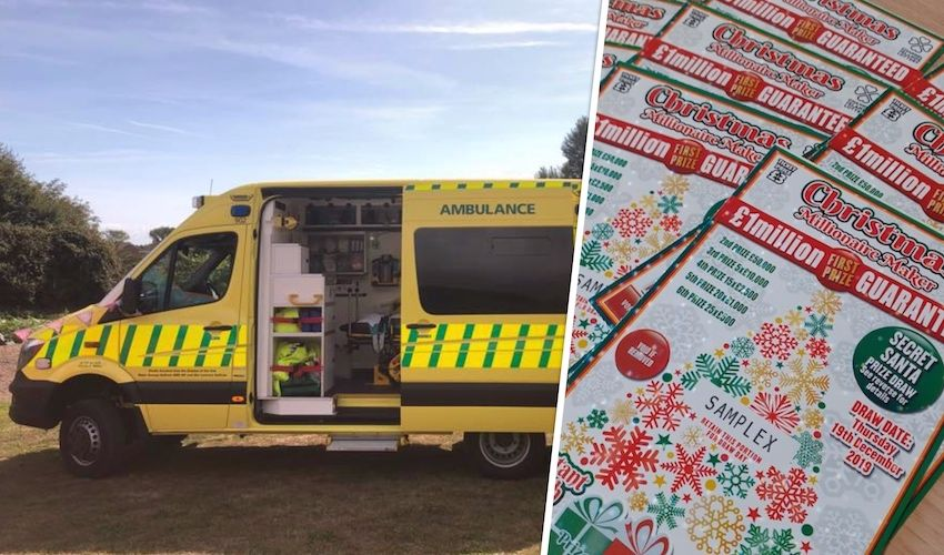 Struggling first aid charity receives £30k boost