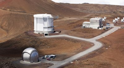 Hawaii mountain telescopes close in response to virus order