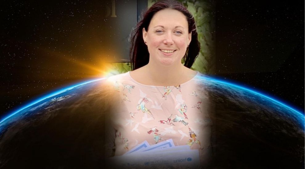 School welcomes Jersey's first 'climate change teacher'