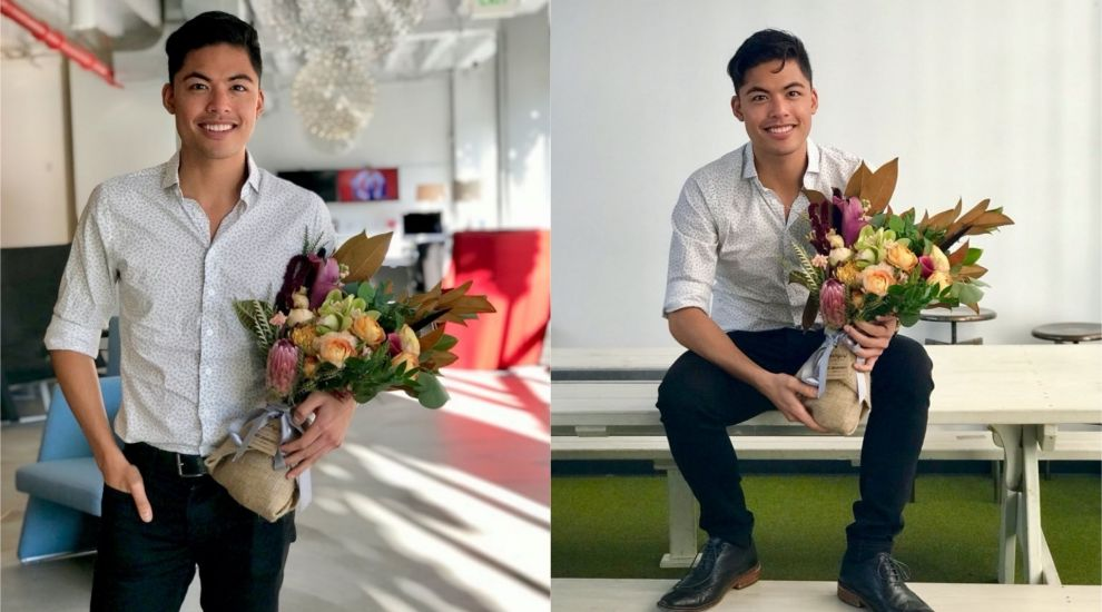 This guy's tale of flowers at work will give you second-hand embarrassment