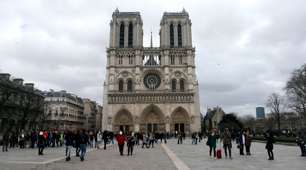 Notre Dame Cathedral: One of the most visited landmarks in Paris