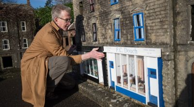 In Pictures: Miniature town's makeover nears completion ahead of grand reopening