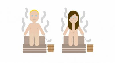 Finland has developed its own national emojis... and they include naked people