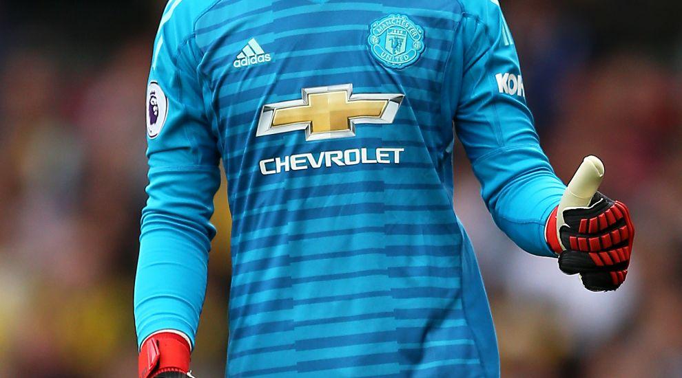 official photos bb520 5707e David De Gea feeling 'really loved' as Manchester United ...