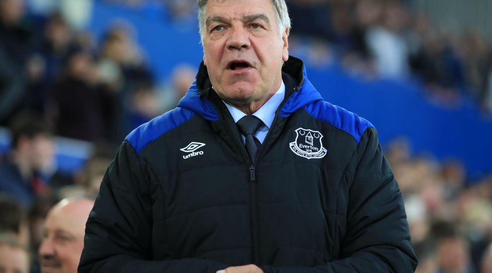 Sam Allardyce wants to move on from Everton fans' survey