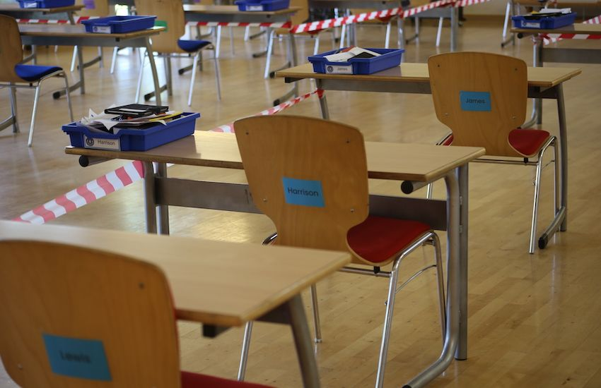 Schools to fully reopen in September