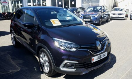 2018 Renault Captur Signature S TCe 120 BHP EDC Automatic 5 Door Urban Crossover
