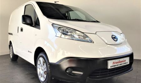 E-nv200* VAN 109ps Acenta Rapid