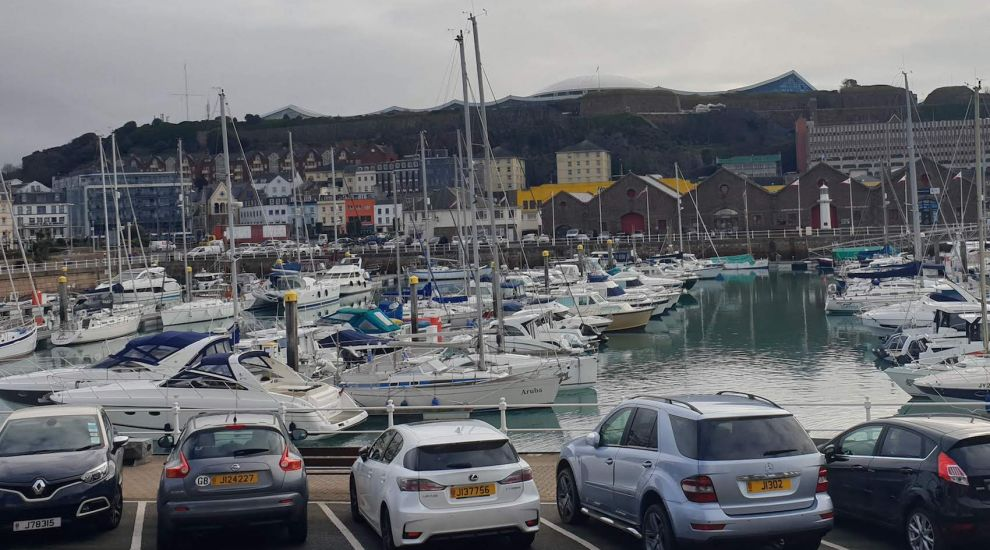 Pair arrested after marina thefts